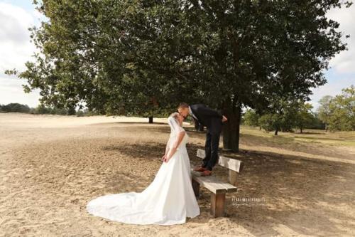 bruid Amanda Panhuis